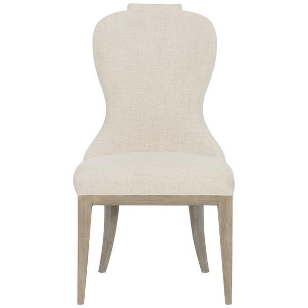 Santa Barbara Upholstered Side Chair in Sandstone (385)
