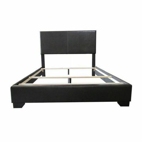 ACME Ireland III Full Bed (Panel) - 14440F - Black PU
