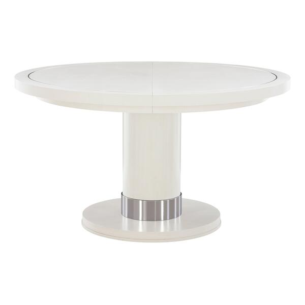 See Details - Silhouette Dining Table in Eggshell (307)