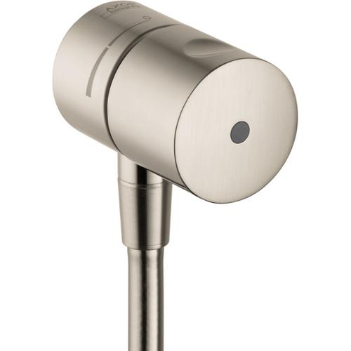 AXOR - Brushed Nickel Wall Outlet with Check Valves and Volume Control