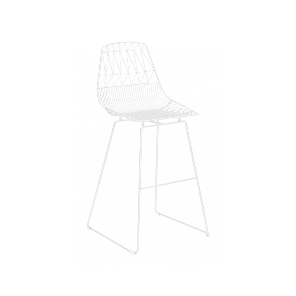 Brody Bar Chair White