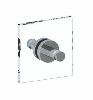 Sutton Double Shower Door Knob / Glass Mount Hook Product Image