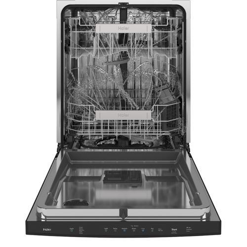 """24"""" Smart Built-In Fingerprint Resistant Dishwasher"""