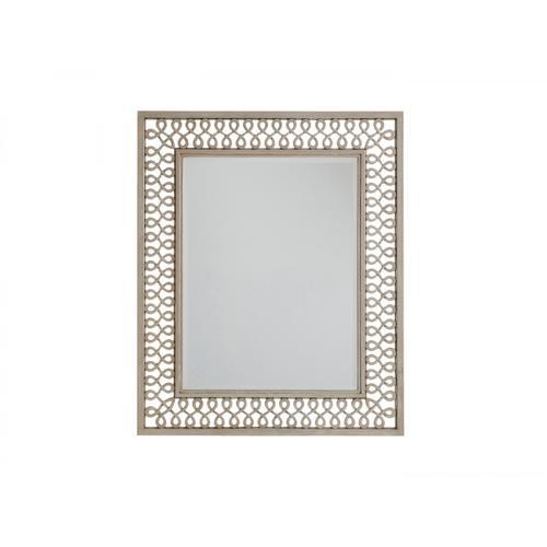 See Details - Manzanita Metal Mirror