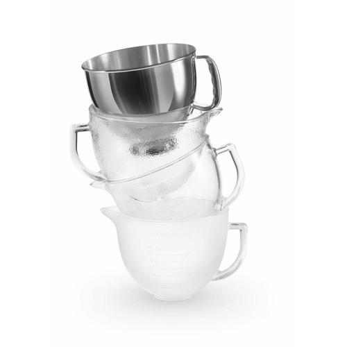 Gallery - 4.8 L Tilt Head ss Bowl With Handle - Other