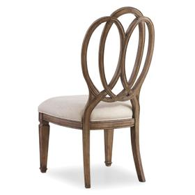 Dining Room Solana Wood Back Side Chair - 2 per carton/price ea