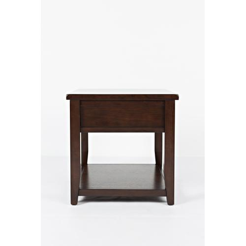 Twin Cities End Table