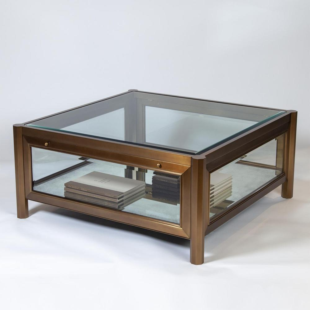 See Details - Apothecary Cocktail Table