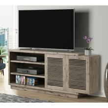 See Details - BECKET 76 in. TV Console