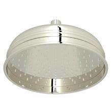 View Product - 8 Inch Bordano Rain Anti-Calcium Showerhead - Polished Nickel