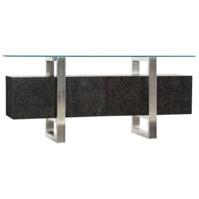 Living Room Floating Console