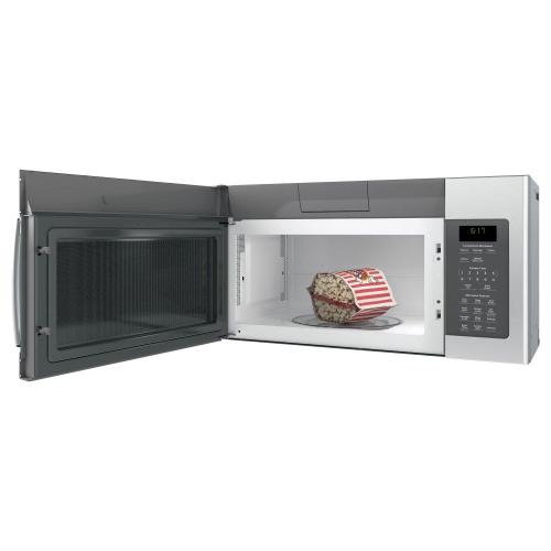 GE Appliances - GE® 1.7 Cu. Ft. Over-the-Range Microwave Oven