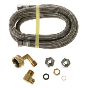 GE6' Universal Dishwasher Connector Kit with Adapter