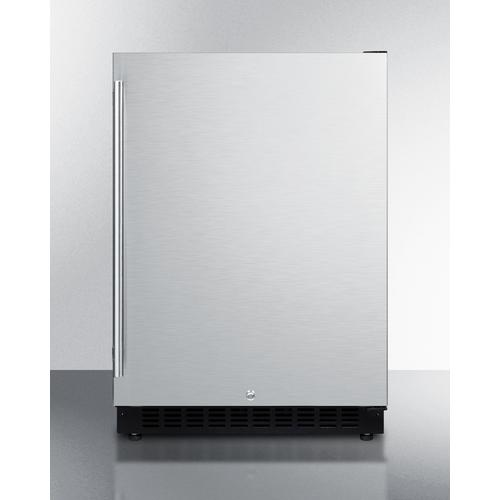 """Product Image - 24"""" Wide Built-in All-refrigerator, ADA Compliant"""