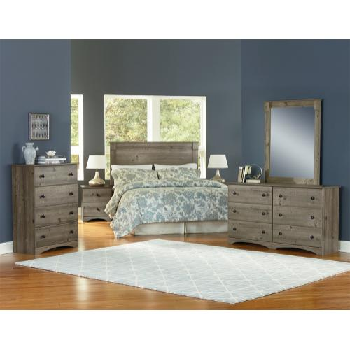Gallery - 13000 Series in Weathered Gray Ash Finish