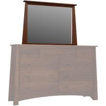 Unity Low Dresser Mirror
