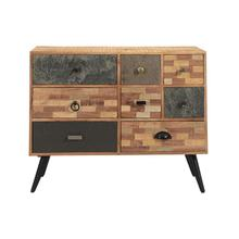 See Details - Eight Drawer Accent Chest