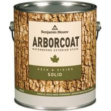 Arborcoat Exterior Solid Deck and Siding Stain (640)