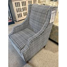 See Details - Maxwell Tuxedo Accent Chair