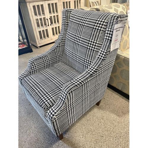 Jofran - Maxwell Tuxedo Accent Chair