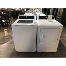 Frigidaire 4.1 CF Washer with Agitator and 6.7 CF Dryer