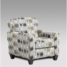 Cube Blue/Grey Chair