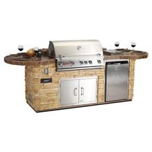 Leisure Q - Outdoor Island Kitchen