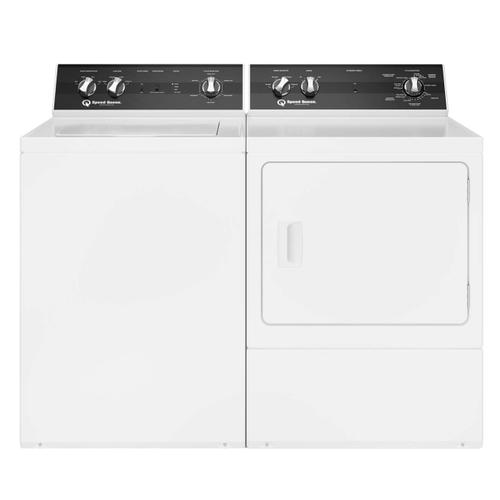 Speed Queen Top Load Washer & Dryer - Includes 5-Year Warranty!