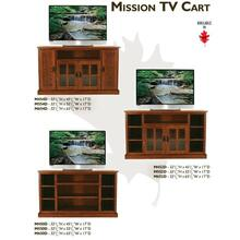 Mission TV Cart Collection