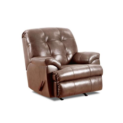 LANE 2037-4101-19R Chaps Leather Soft Touch Rocker Recliner