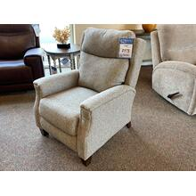 High Leg Recliner Style 61620, Available in Power