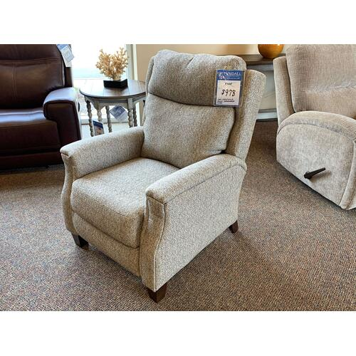 Product Image - High Leg Recliner Style 61620, Available in Power