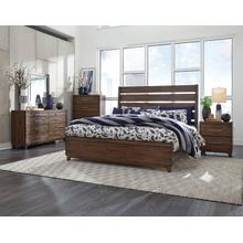 LIBERTY 796 BR31-BR51-BR13-BR14-BR90 Ventura Bronze Spice 3-Piece Bedroom Group - Queen Bed, Dresser & Mirror