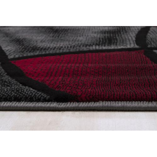 American Cover Design - Medium - Trendz Lava 5x8 Rug