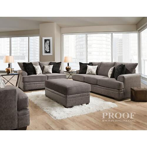 3650 Akan Graphite Sofa Only