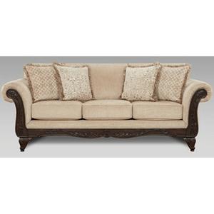 Affordable Furniture Manufacturing - EMMA WHEAT SOFA   (8553-SOFA-EMMAWHEAT,28060)