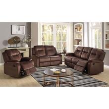 Aurora Chocolate Living Room Set
