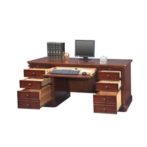 "Canyon Ridge 68"" Flattop Desk"