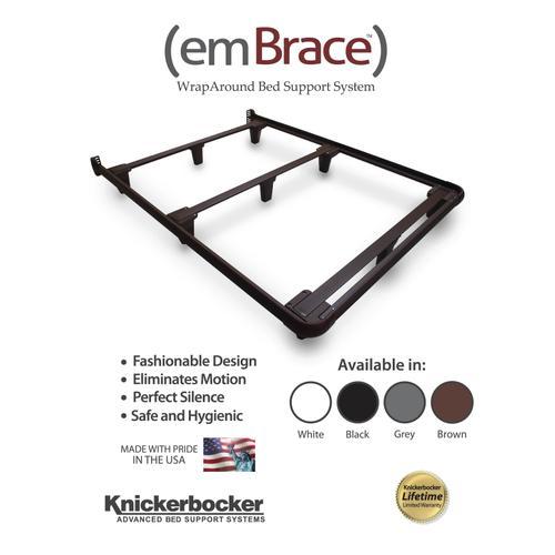 EmBrace™ Queen 7-Leg Bed Frame
