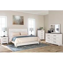 Gerridan 8 Piece King Bedroom