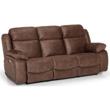 Power Sofa with Power Headrest and Lumbar