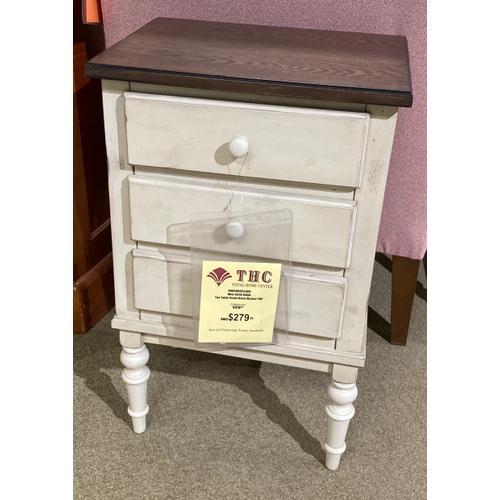 Null Furniture Inc - Tea Table w/ Stone Base Harbor Top      (6618-69SH,52909)