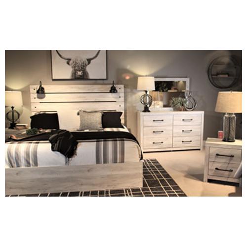 Cambeck 6 Piece Bedroom