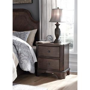 Gallery - Cherry nightstand