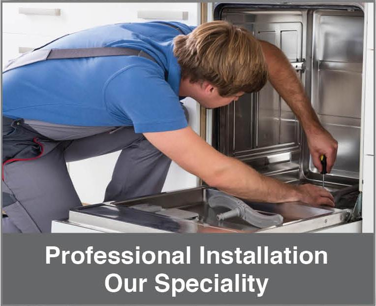 Professional Installation - Our Specialty