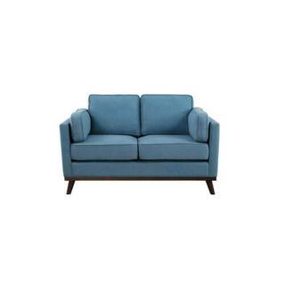 Bedos Love Seat Blue