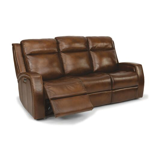 Mustang Power Headrest Reclining Sofa