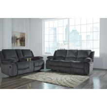Kellerhause Double Reclining Sofa & Loveseat