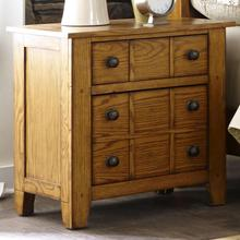 LIBERTY 175-BR61NS Grandpa's Cabin Night Stand