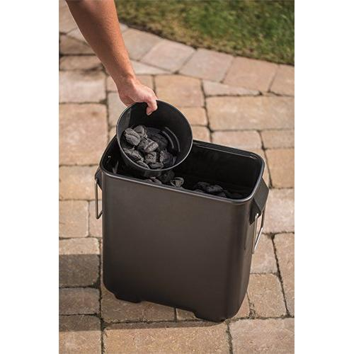 Gallery - Summit Charcoal Grill Center Black